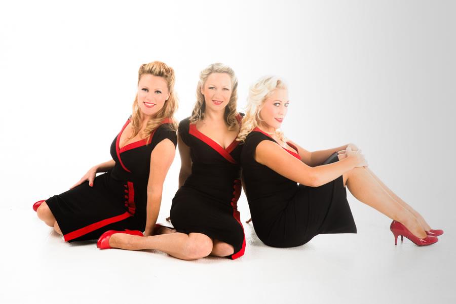 The Memphis Belles Gallery Sisters Of Swing