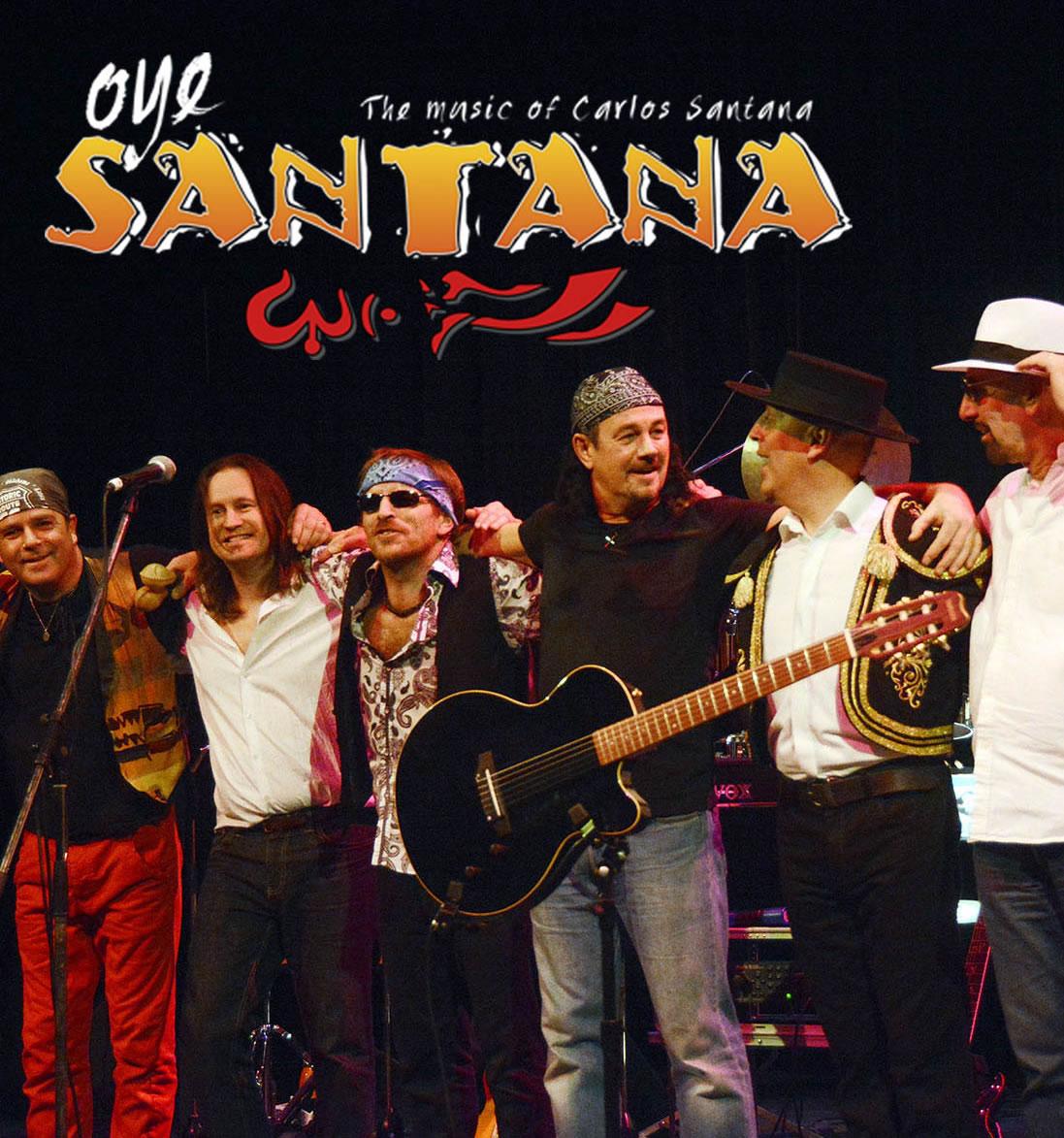 Oye Santana ... Santana Songs